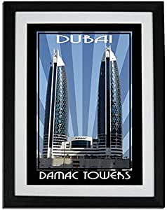 Photo of Damac Tower -Colour F01-NM (A1)