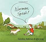 Norman, Speak!, Caroline Adderson, 1554983223