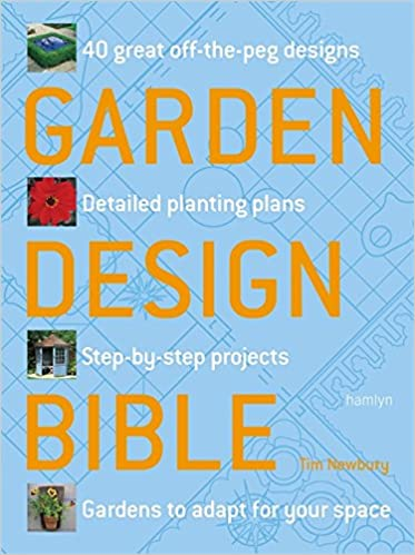 Garden Design Bible 40 great off the peg designs Detailed