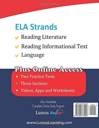ACT Aspire Test Prep: Grade 5 English Language Arts Literacy (ELA ...