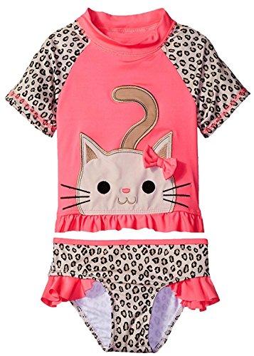 cheetah print dresses for babies - 9