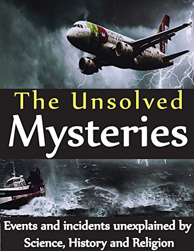 The Unsolved Mysteries: The events and incidents that modern science, religion and history seem unable to explain, here, we are discussing it from a different angle.