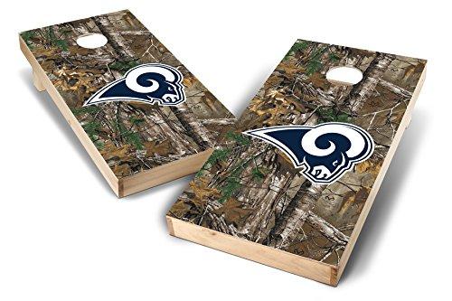 PROLINE NFL 2'x4' Cornhole Board Set - Xtra Camo by PROLINE