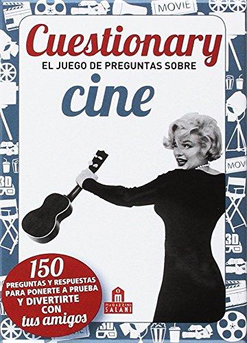Cuestionary. El Juego De Preguntas Sobre Cine: Amazon.es: Vv.Aa.: Libros