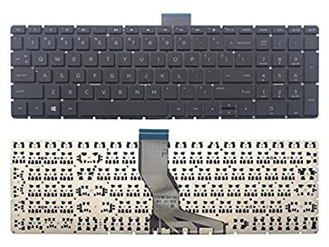 New US Black Keyboard Without Frame For HP 15-BS000 15-BS009CA 15-