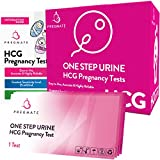 PREGMATE 50 Pregnancy HCG Test Strips One Step Urine Test Strip...