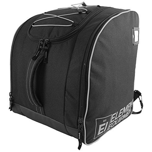 Element Equipment Boot Bag Deluxe Snowboard Ski Backpack Grey