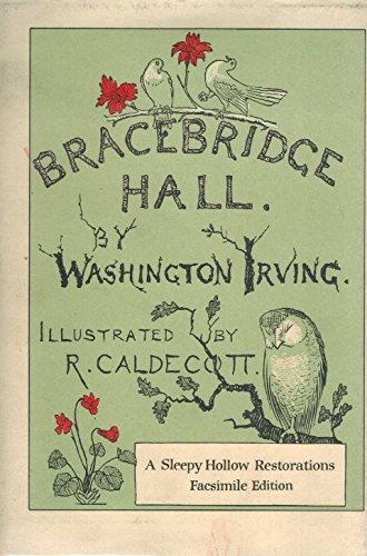 Bracebridge Hall, Irving, Washington