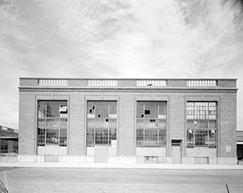 - Historic Photo | Southern Pacific Railroad Depot, Railroad Terminal Post Office & Express Building, Fifth & I Streets, Sacramento, Sacramento County, CA 1 Photograph 44in x 32in