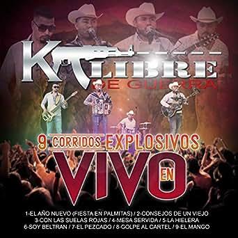 Golpe Al Cartel (En Vivo) by Kalibre de Guerra on Amazon ...