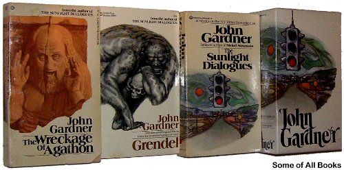 an analysis of cruelty in the novel grendel by john gardner Epic of gilgamesh essays (examples)  with his own reflection in a pool as punishment for his cruelty  the protagonist of john gardner's antiheroic grendel.