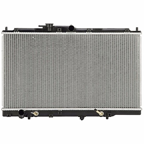 Klimoto Brand New Radiator fits Acura CL 1997-1998 Honda Accord 1995-1997 2.7L 3.0L V6 AC3010114 19010P0GA51 19010P0GA51-SS Q1776 CU1776 SBR1776 RAD1776 DPI1776 (Acura Cl Radiator Replacement)