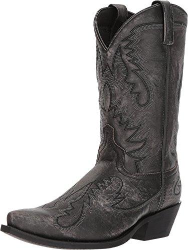 Cowboy Black 12 Boots Laredo - Laredo Men's 12