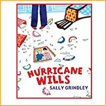 Hurricane Wills Audiobook by Sally Grindley Narrated by Thomas Judd