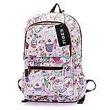 Tibes High Quality Bookbag Kids Backpack Lightweight Backpack