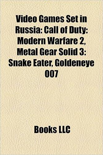 Video Games Set in Russia: Call of Duty: Modern Warfare 2 ...