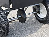 SaltDogg WB201G Professional 100 lb Capacity Walk