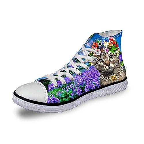 Showudesigns Damen Sneaker, Color 7 - Größe: 35 EU