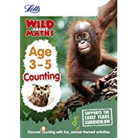Maths ― Counting Age 3-5 (Letts Wild About)