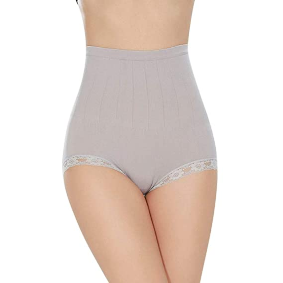High Waisted Shaper Body Shaper for Women Thin Bodysuit WNGO Waist Trainer One Piece Body Shaping Pants Tummy Control Shapewear Breathable Waist Cincher Weight Loss Shaper for Workout Sport