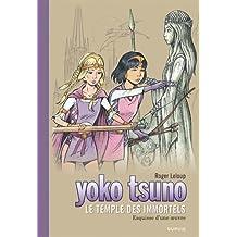 Yoko Tsuno 28  : Le temple des immortels (grand format)