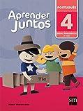 capa de Aprender Juntos. Português - 4º Ano