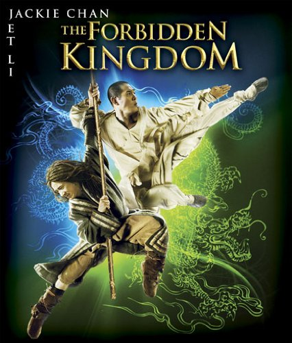 Forbidden Kingdom 2007 [Blu-ray]