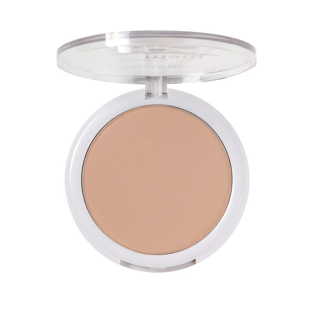 Onefa Effectively Powder Concealer, Women Flawless Long-Lasting Oil-Control Matte Pearl Finishing Foundation Smooth Base Makeup Powder Pressed Powder