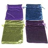 Huji Luxurious Cloth Velvet Soft Tarot Magic