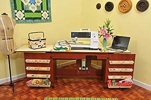 Arrow Cabinets Mueble para máquina de Coser - Bertha Cereza ...