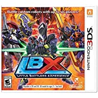 LBX Little Battlers eXper 3DS