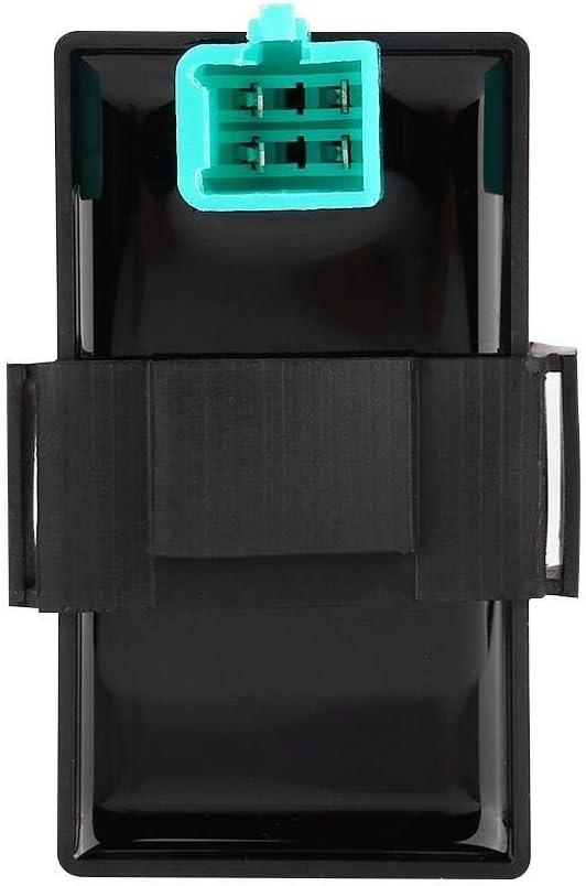 HGY 4 Pin DC CDI Box Passend kompatibel mit den meisten 50cc 70cc 90cc 110cc Scooter ATV DY100