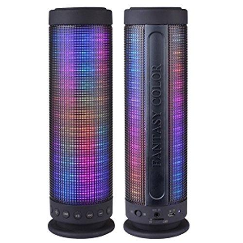 Dream Speaker HZ-9411 Fantasy Color Dancing Portable Bluetooth 10W Speaker (9.25