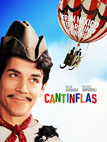 Amazon.com: Cantinflas (English Subtitled): Óscar Jaenada