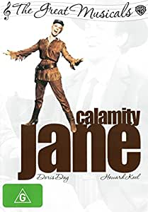 Calamity Jane (1953) (The Great Musicals)