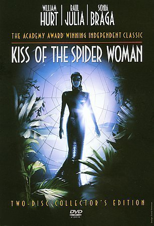 KISS OF THE SPIDER WOMAN (DVD/2 DISC/COLLECTORS EDITION)-NLA! KISS OF THE SPIDER