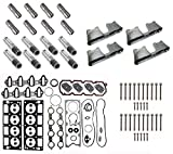 Gm 5.3 AFM Lifter Replacement Kit. Head Gasket Set, Head Bolts Lifters and Lifter Guides