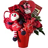 Love Bug Candy Bouquet