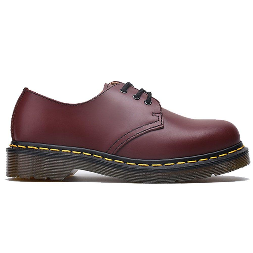 West See Herren Business Schuhe Leder Kurzschaft Stiefel Herrenschuhe Oxford Rot Schnürer Schnürsenkel Ital-Design Business-Schuhe Rot Oxford f92399