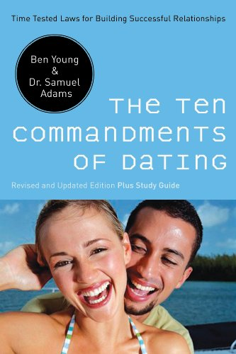 And Dating Commandments Modern The Of 10 top-drawer payouts