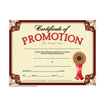 amazon com promotion certificate set of 30 academic awards and