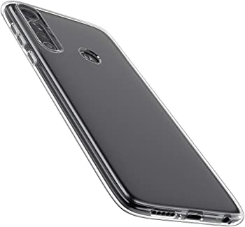 Dongdear TPU Scratch Resistant Power Clear Case for Motorola G Power