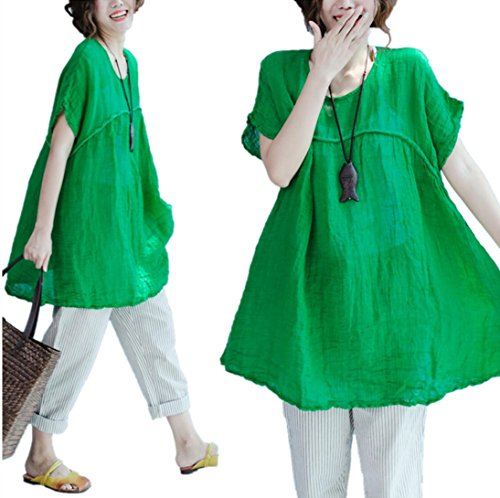 casual dress blouse and skirt - 5