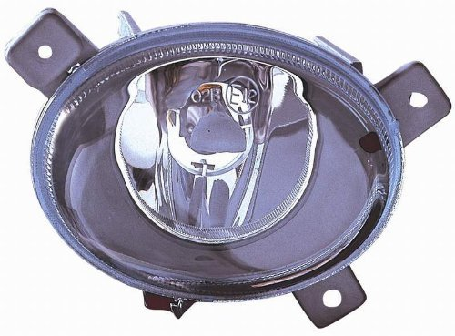 Depo 373-2001L-AQ Volvo S60 Driver Side Replacement Fog Light Assembly by Depo ()