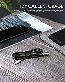 AUKEY USB C to Lightning Cable Right Angle Nylon