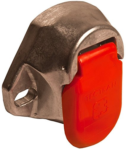 (Tectran 670-12 Single Pole Plug & Socket Tailgate Connector, Socket Assembly )
