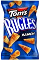 Tom's Bugles Ranch Nacho, 2.6 Ounce (Pack of 24) from Snyders of Hanover