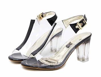 Chaussures de soirée à bout ouvert Shinik rouges Fashion femme idEGaOHzh