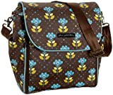 Petunia Pickle Bottom Boxy Backpack Diaper Bag (Brilliant Brussels)