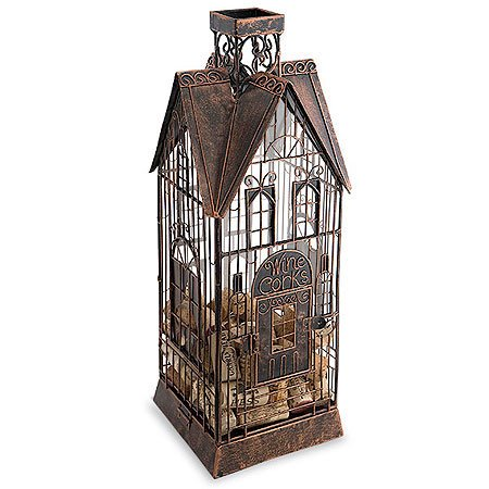 Epic Products Cork Cage House of Corks, 11-Inch